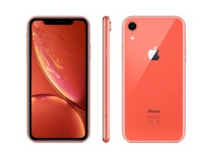 Apple iPhone XR Coral DS | 128-3