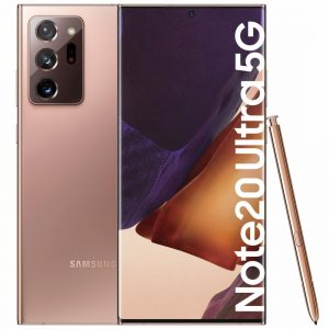 Samsung Galaxy Note 20 Ultra Bronce 5G DS | 256-12