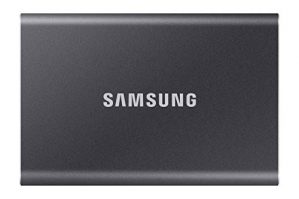 Samsung T7 Touch Gris 2TB
