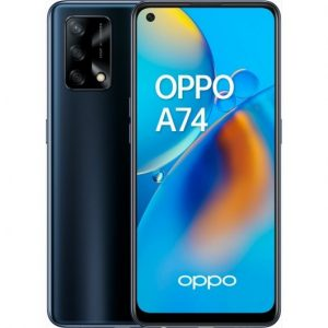 Oppo A74 Negro DS | 128-4