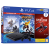 Sony Computer PlayStation 4 Slim 500GB + Horizon Zero Dawn + Ratchet & Clank + Spider-man