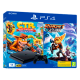 Sony Computer PlayStation 4 Slim 1TB + Crash Team Racing + Ratchet & Clank